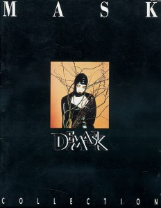 DeMask Mask Collection catalogue cover