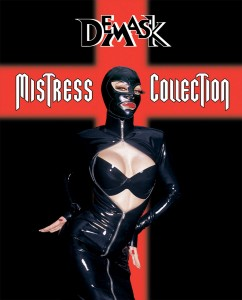 DeMask Mistress Collection catalogue selection – cover