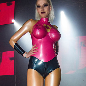 Unleashed 5th Birthday: Fantastic Rubber